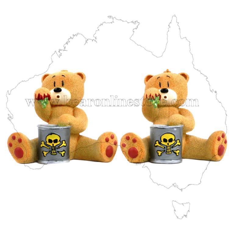 iBTBdb - The Internet Bad Taste Bears Database - Sid (Yellow